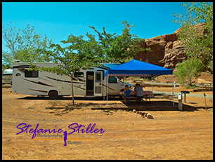 Gouldings Trading Post Campground