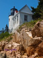 Bass Harbour Lighthouse